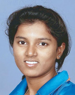 Poonam Raut Women Cricket Player