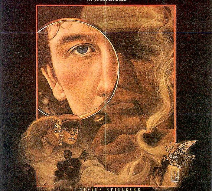 commentaries on film young sherlock holmes 1985