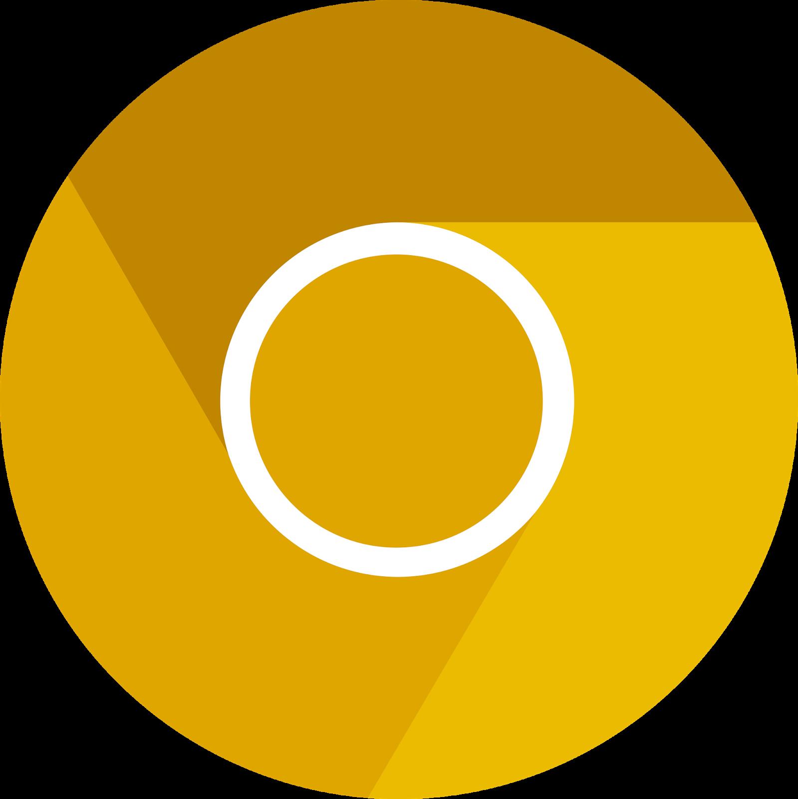 Flat Google Chrome, Google Chrome Canary Vectors - extramaster