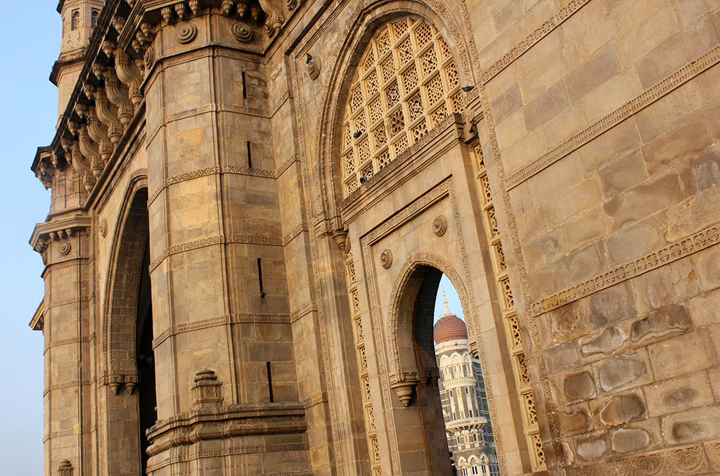Gateway of India at dawn, Mumbai