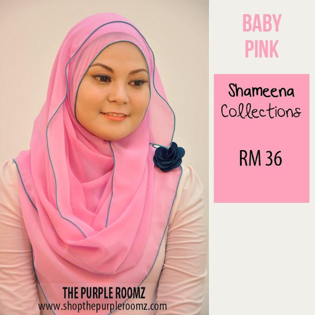 babypink_shawls_tudung online limited design,hijabonline,shawlsonline
