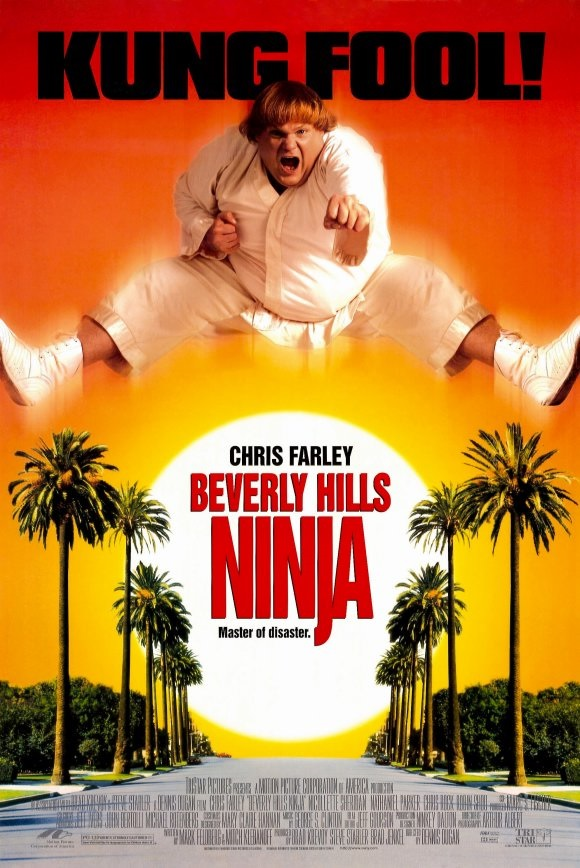 not this time nayland smith beverley hills ninja 1997