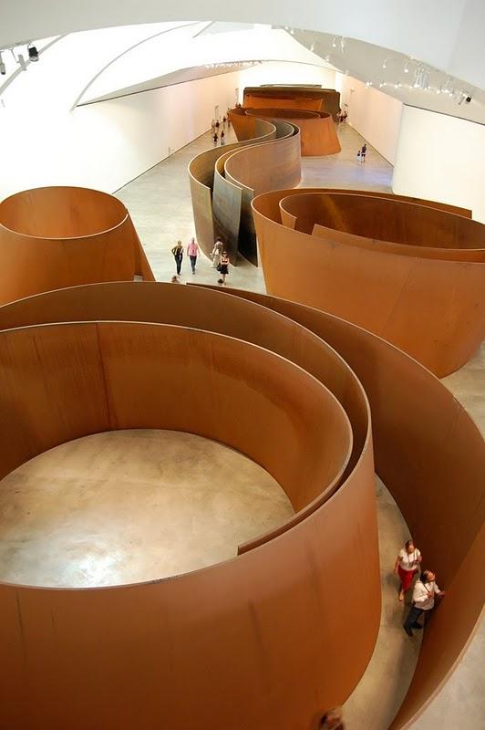 Guggenheim Museum Bilbao, Spain: