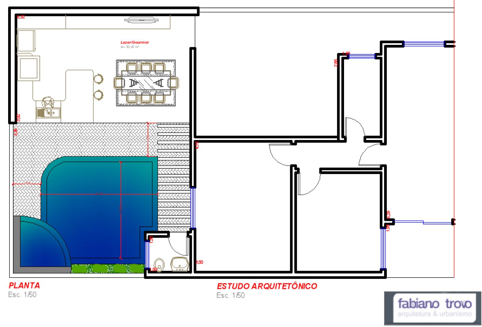 Loucuras de uma Construção: Projetos para área de lazer. #033B92 1600 1086