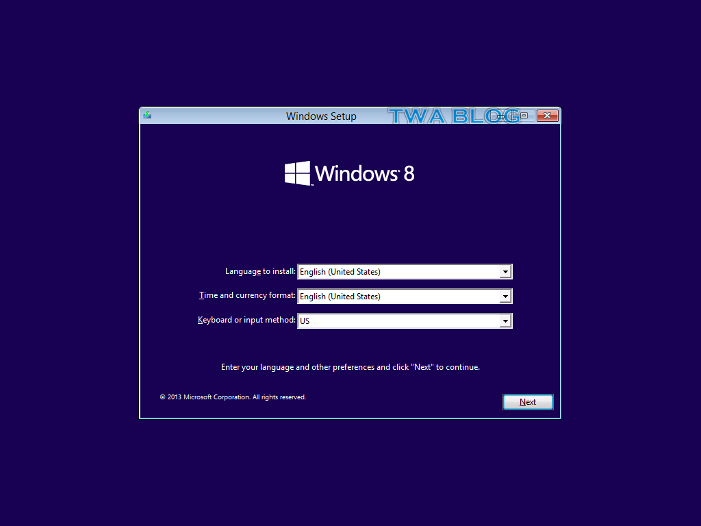 how to clean install windows 7 from setup.exe