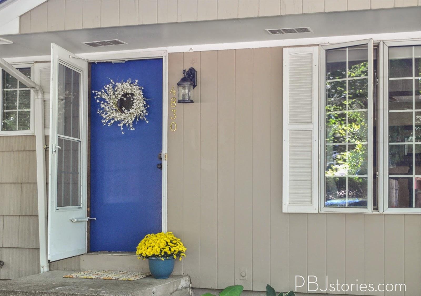 Pictures of front doors with storm doors - Big Downside Of Living In The Mid West Storm Doors Cover Your Pretty Front Door