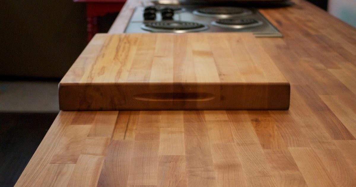 how to clean and protect butcher block cutting boards and