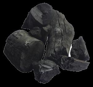 λεκές από κάρβουνα