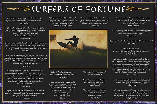Surfers Of Fortune