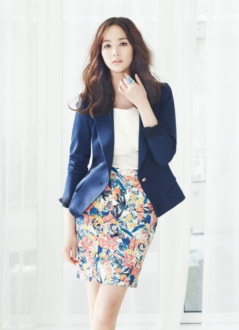 Twenty2 Blog Park Min Young For Compagna Spring 2013 Catalogue Fashion And Beauty