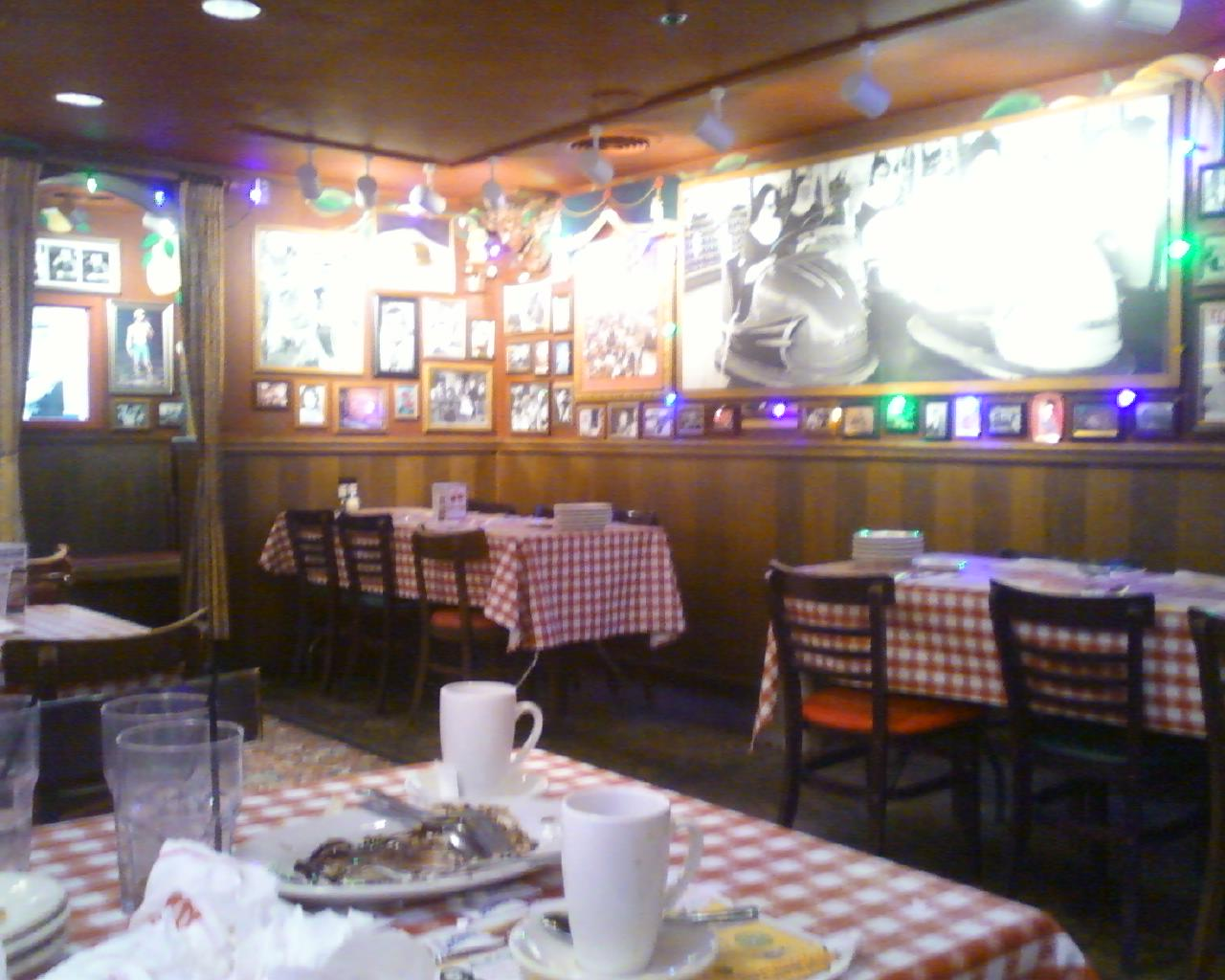 That One Restaurant: Buca di Beppo Italian Restaurant