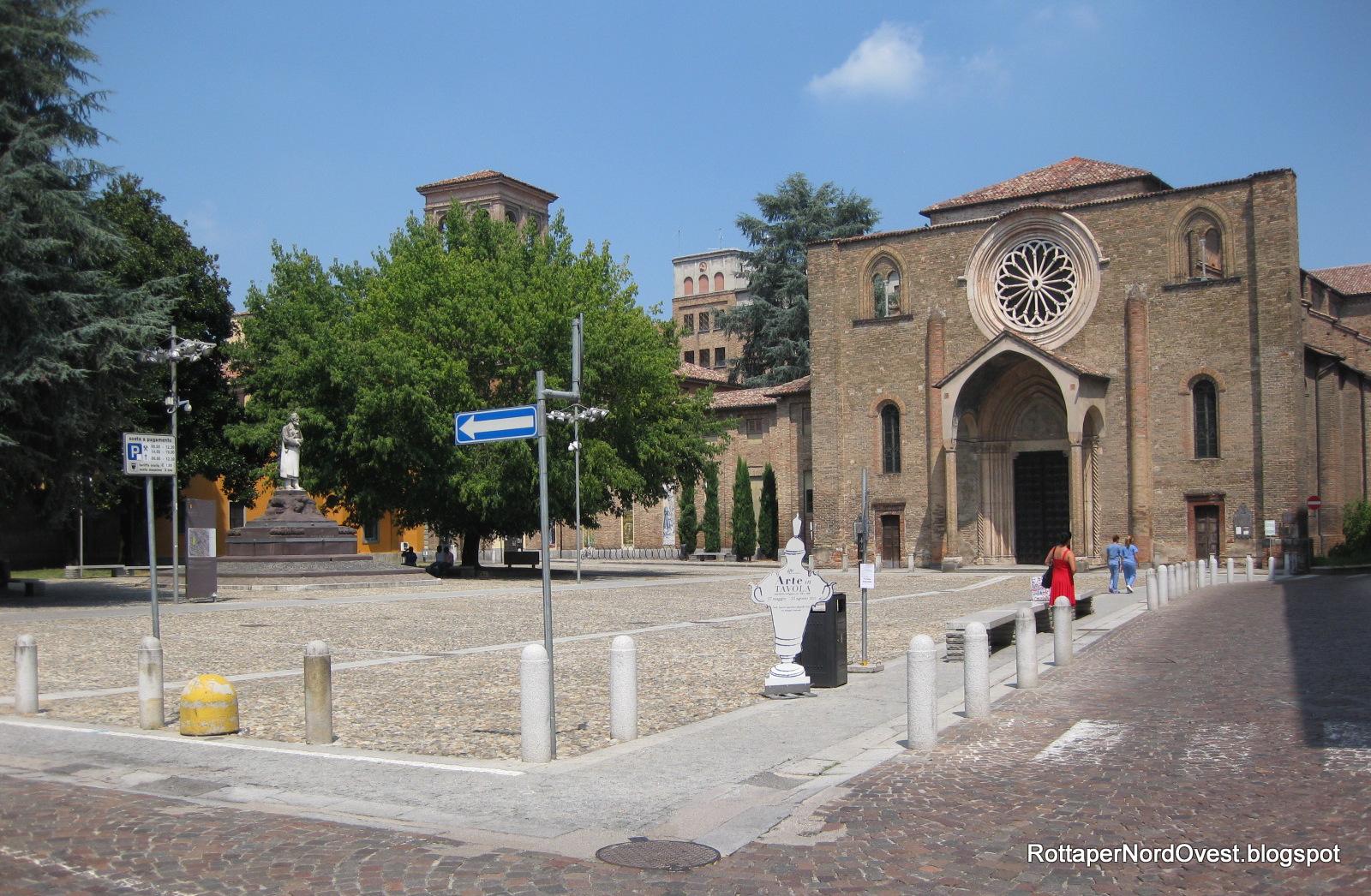 Rottapernordovest lodi for Piazza san francesco prato