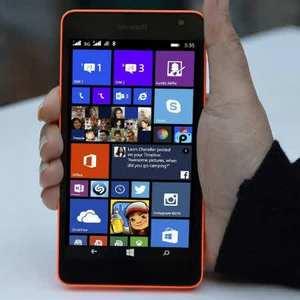 Pengalaman Pertama Memakai HP Microsoft Lumia 535