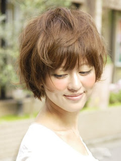 Trend Model Rambut Cewek 2013