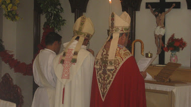 A Traditional Anglican Mass using the 1928 BCP and Holy Communion liturgy