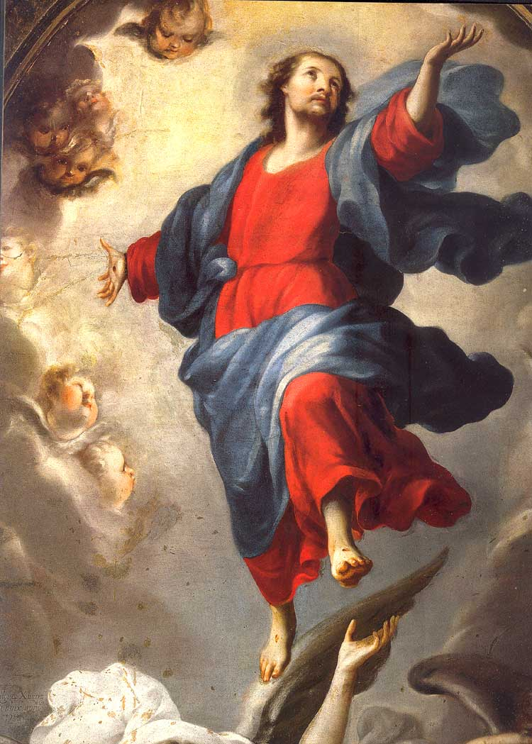 Image result for ascension lord jesus