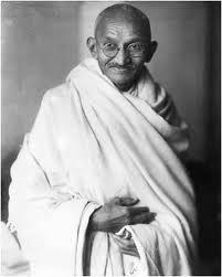 Mahatma Gandhi Though Wallpaper