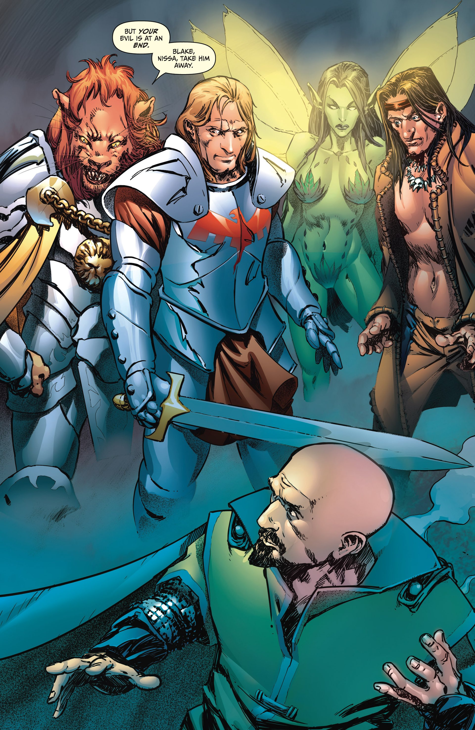 Grimm Fairy Tales (2005) Issue #95 #98 - English 14