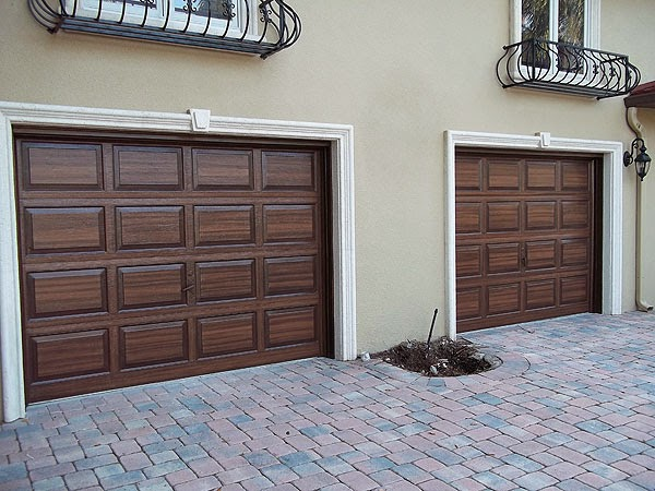 Paint Garage Door And Front Door To Match | Everything I Create   Paint Garage  Doors To Look Like Wood
