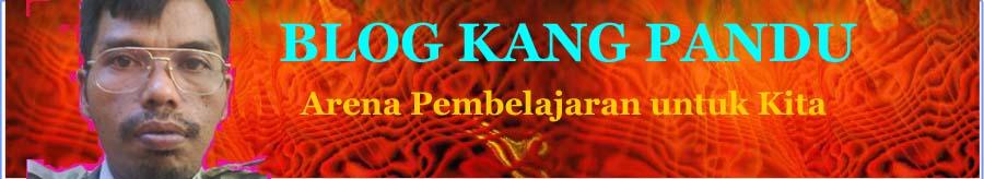 BLOG KANG PANDU