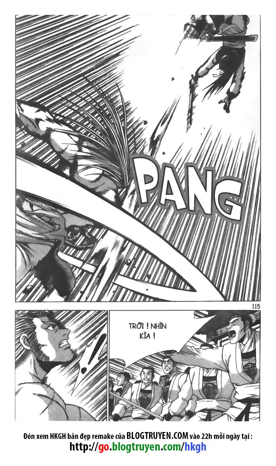 Hiệp Khách Giang Hồ - Hiệp Khách Giang Hồ Chap 212 - Pic 8