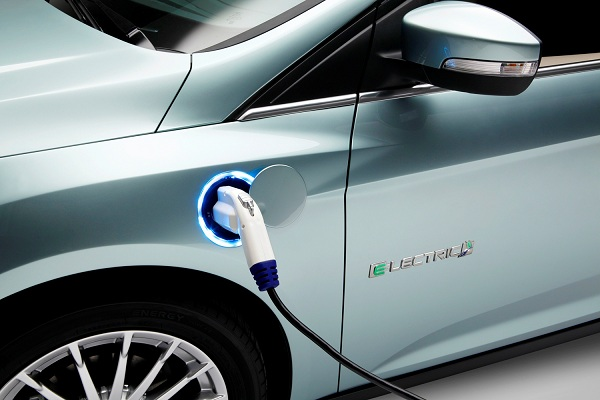 Nuevo Ford Focus Electrico para el 2013