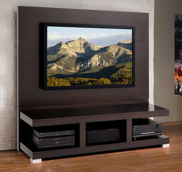 Minimalist TV Stand Design photo