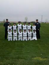 Braken's Baseball Team