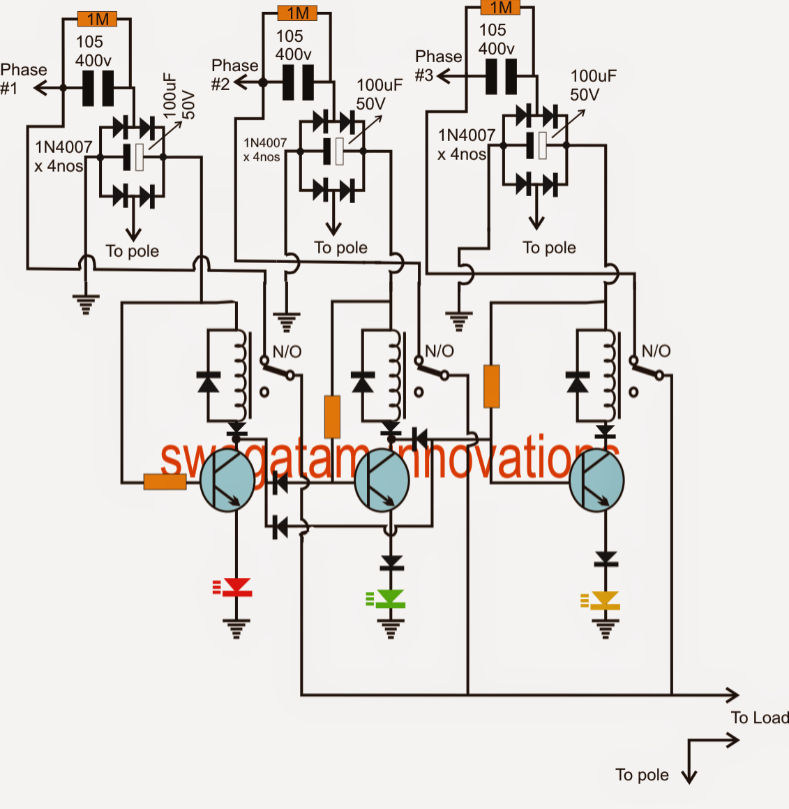 3 phase to single wiring  3  wiring diaram for vehile free