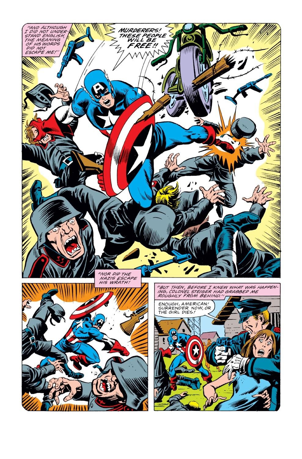 Captain America (1968) Issue #237 #152 - English 15