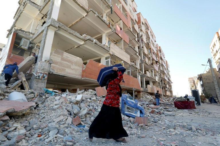 Sismo de magnitud 6.2 remece el sur de Irán