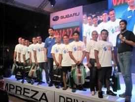 Subaru Impreza World Champions