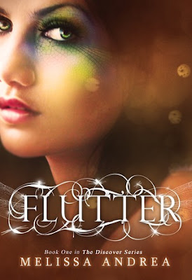 Lori's Indies on Parajunkee: Flutter by Melissa Andrea