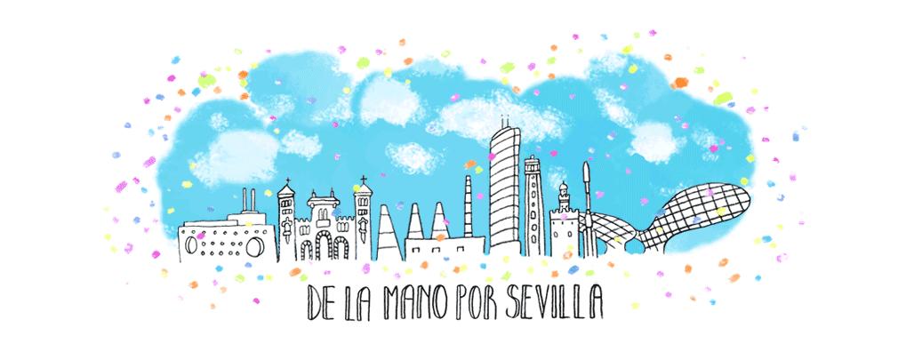 De la mano por Sevilla