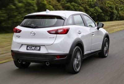 Mazda CX-3 Indonesia