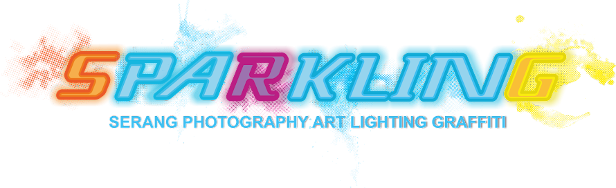 SPARKLING (serang photography art lighting graffiti)