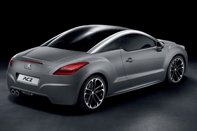 smartcars peugeot rcz onyx gem lot. Black Bedroom Furniture Sets. Home Design Ideas