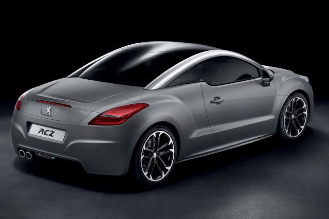 Peugeot RCZ Onyx