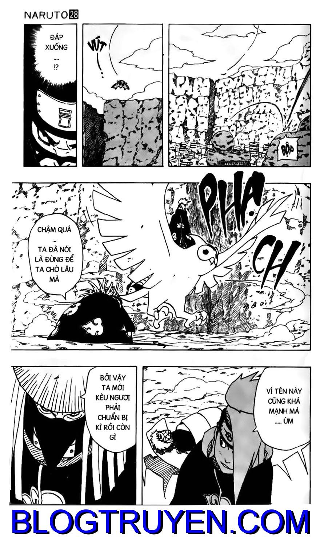 Naruto chap 250 Trang 5 - Mangak.info
