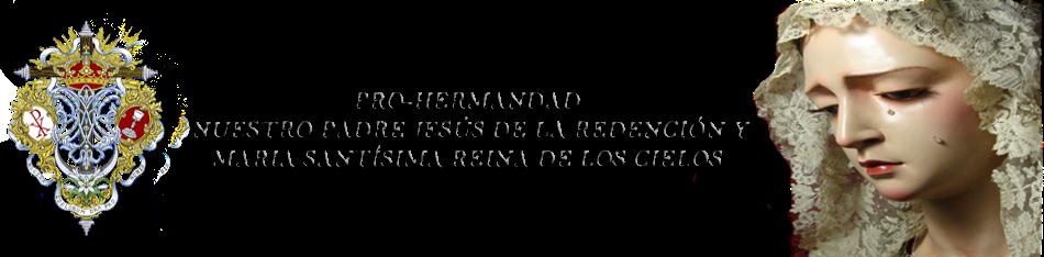 Redención Jaén - INICIO