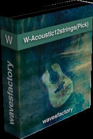 02+acoustic+12+guitar+string Descargar 2 Librerias de guitarra para kontakt y Wave gratis