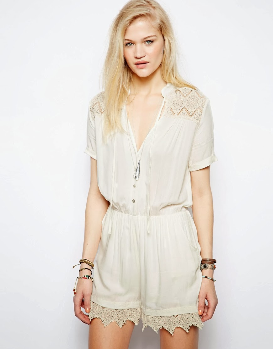 festival style playsuit
