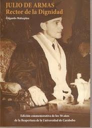 LIBRO NRO 15.1. JULIO DE ARAMAS.RECTOR DE LA DIGNIDAD