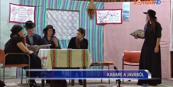 Kabaré a javából - Sóvidék Televízió