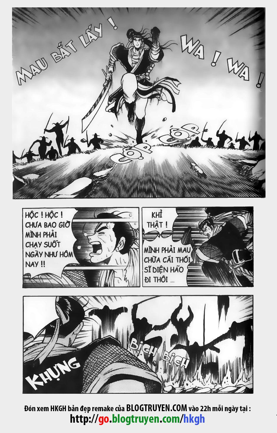 Hiệp Khách Giang Hồ chap 25 page 2 - IZTruyenTranh.com