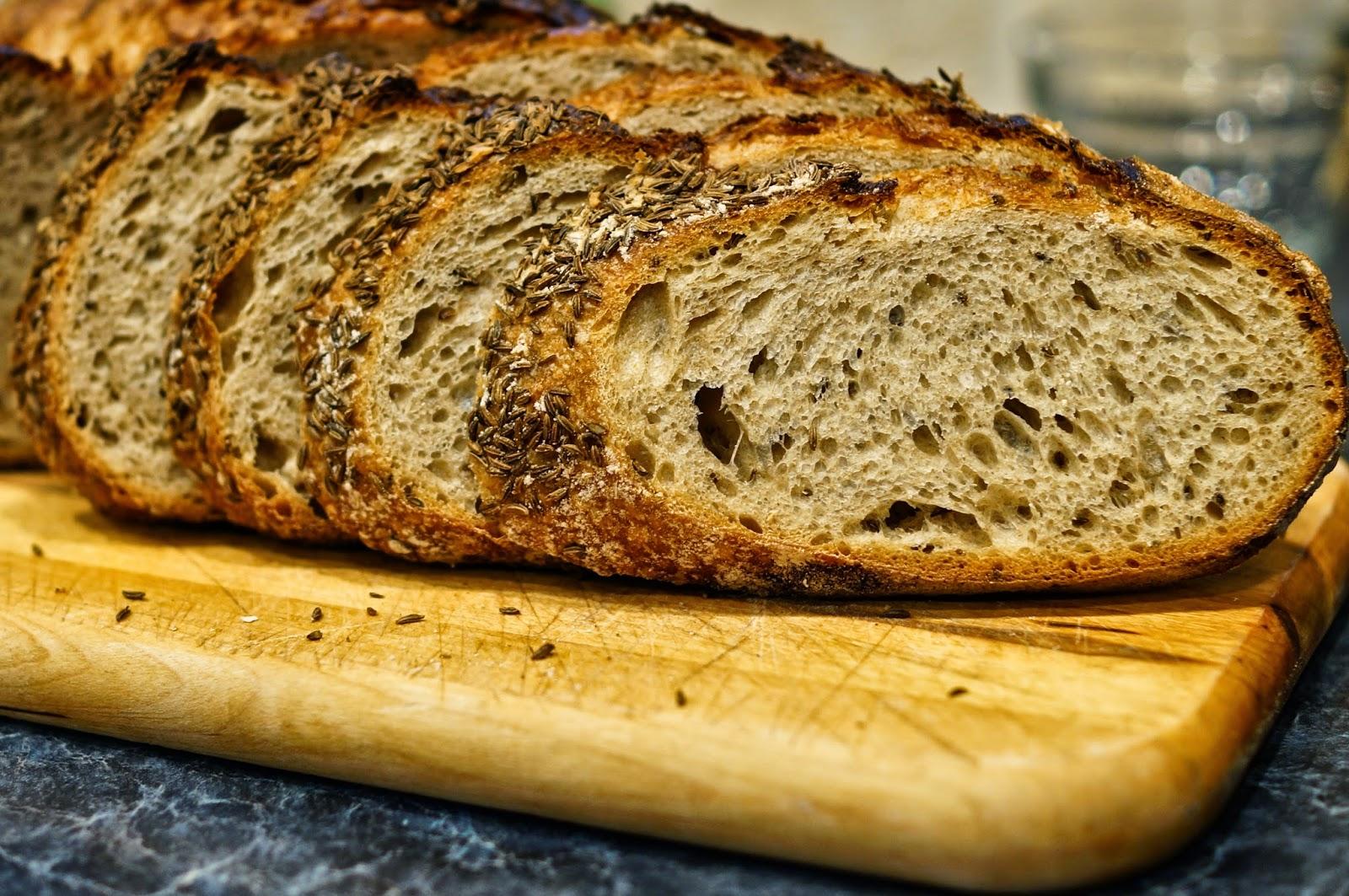 Хлеб в домашних условиях в духовке на сухих дрожжах рецепт