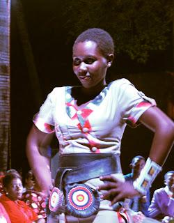 swahili fashion dress and bag