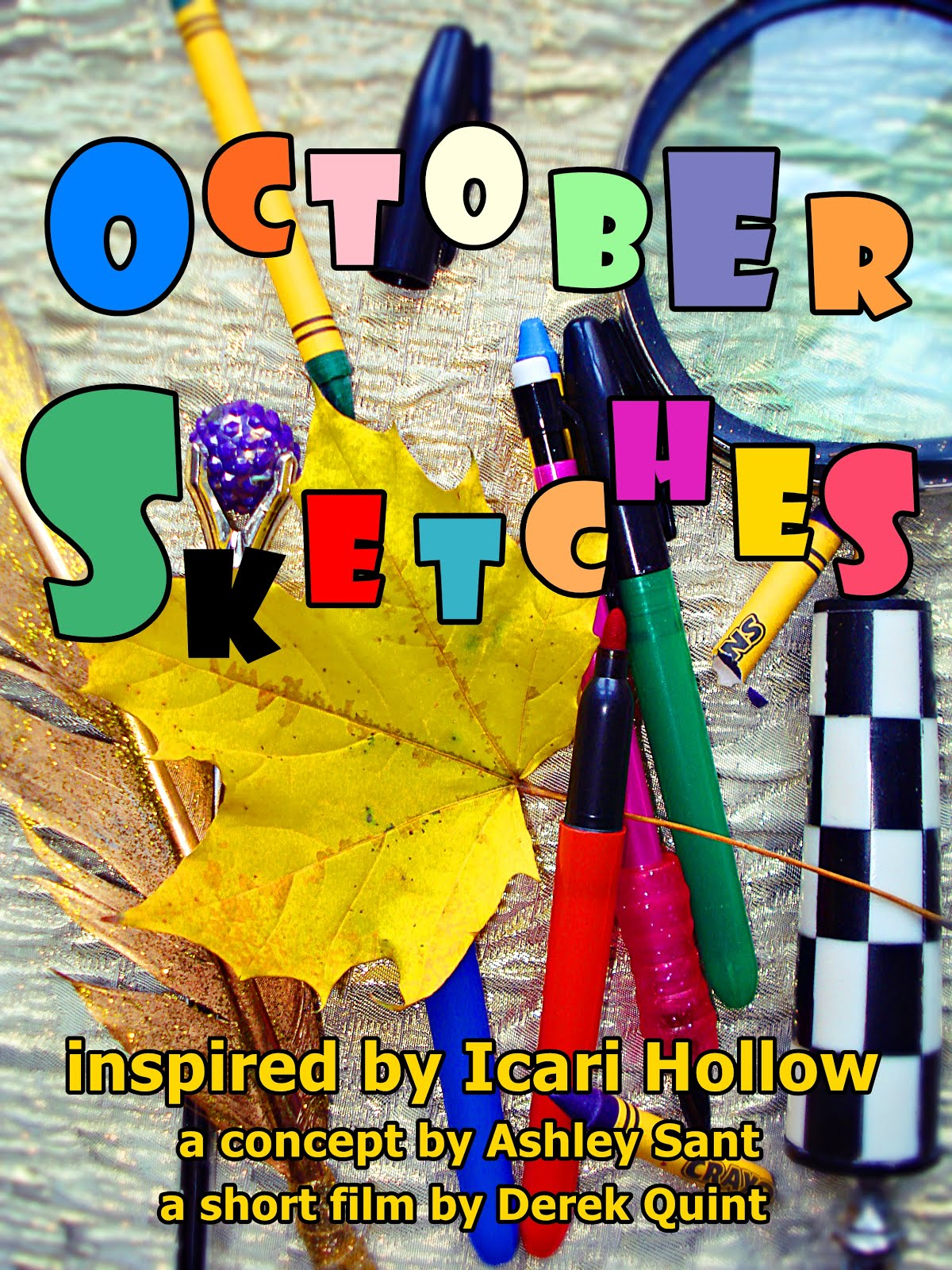 """October Sketches"" short film (2016)"