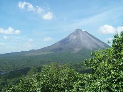 Arenal Volcano, Costa Rika