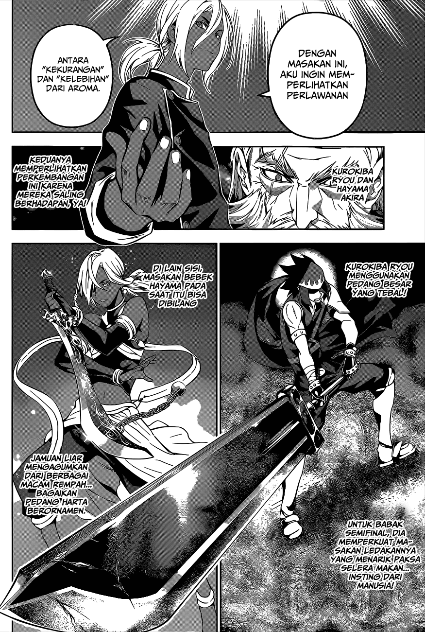 Shokugeki no Souma Chapter 100-11